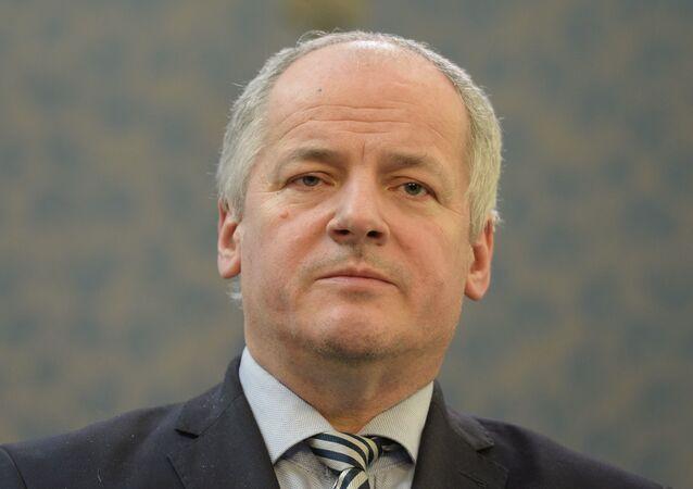 Ministr zdravotnictví Česka Roman Prymula