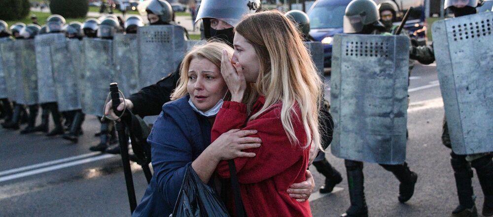 Co se děje v Bělorusku po inauguraci Lukašenka? Záběry současných protestů v Minsku
