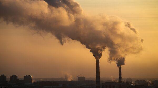 Emise. Ilustrační foto - Sputnik Česká republika