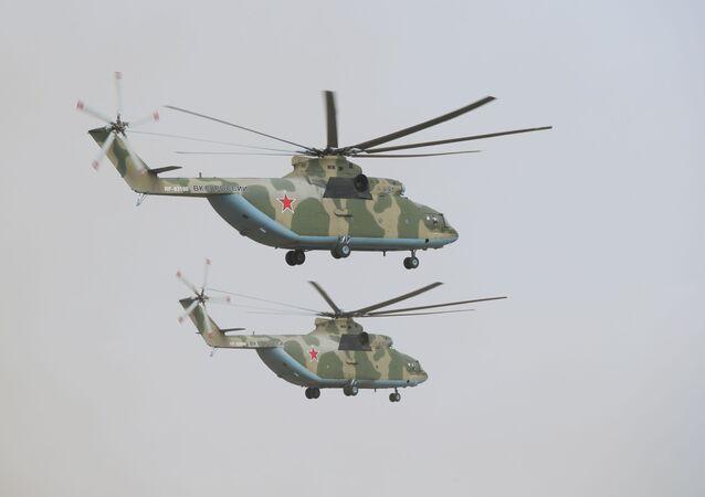 Vrtulníky Mi-26
