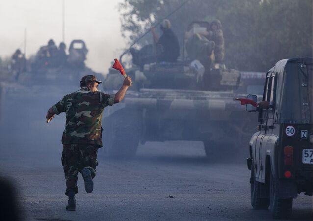 Konvoj ázerbájdžánské armády
