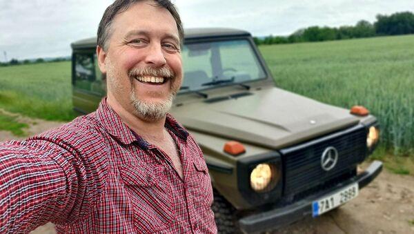 Cestoval Dan Přibáň - Sputnik Česká republika