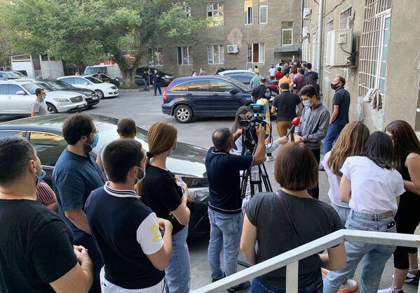 Generální prokuratura Ázerbájdžánu informovala, že počet zraněných civilistů v důsledku zhoršení situace se zvýšil na 26. - Sputnik Česká republika