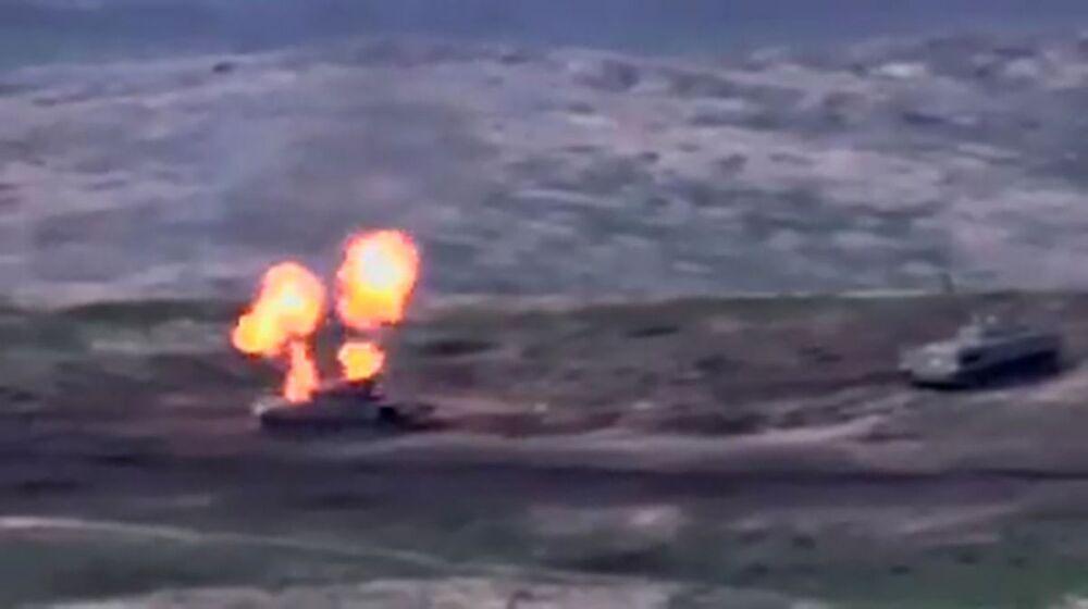 Ministerstvo obrany Náhorního Karabachu hlásí 31 mrtvých vojáků své země.