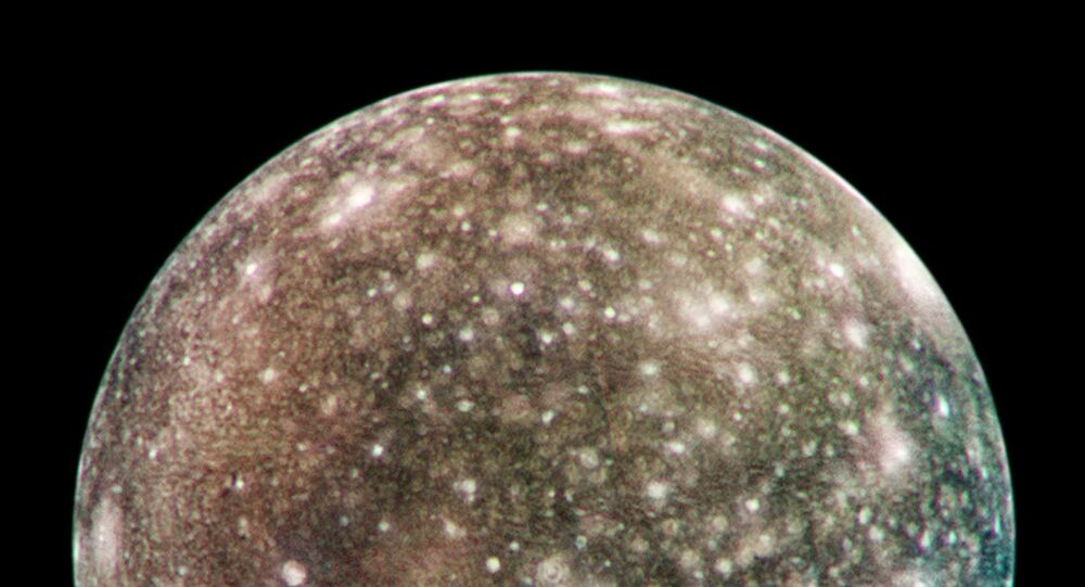 Callisto, též Jupiter IV,  měsíc Jupiteru