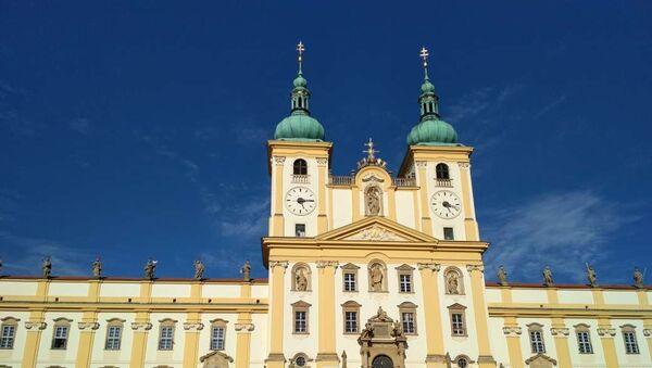 Bazilika Navštívení Panny Marie na Svatém Kopečku u Olomouce - Sputnik Česká republika