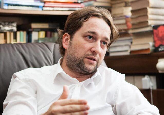 Slovenský politik a poslanec Národní rady SR Ľuboš Blaha