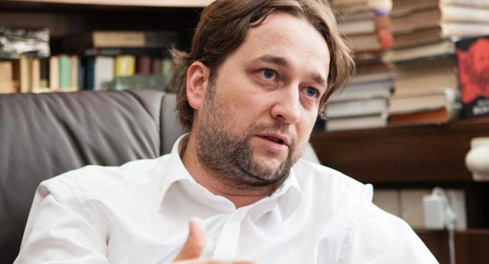 poslanec za Směr-SD Ľuboš Blaha