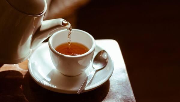 Čaj - Sputnik Česká republika