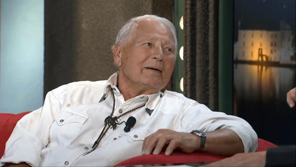 Český herec Karel Fiala - Sputnik Česká republika
