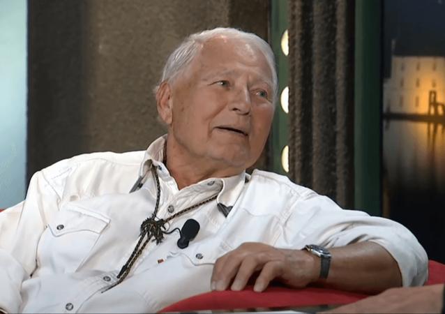 Český herec Karel Fiala