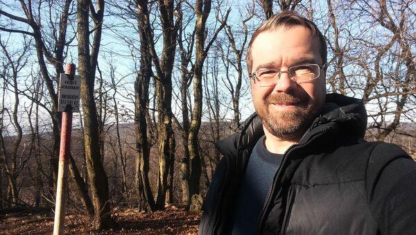 Slovenský ministr zdravotnictví Marek Krajčí - Sputnik Česká republika
