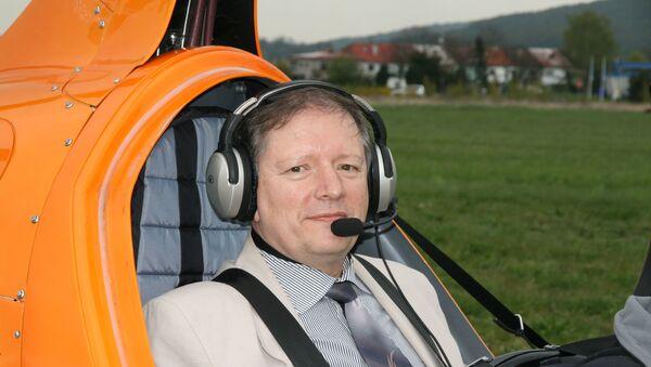 Ing. Pavel Hojda - Sputnik Česká republika