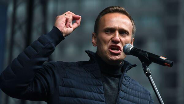 Alexej Navalný - Sputnik Česká republika