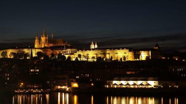 Výhled na Pražský hrad. Ilustrační foto - Sputnik Česká republika