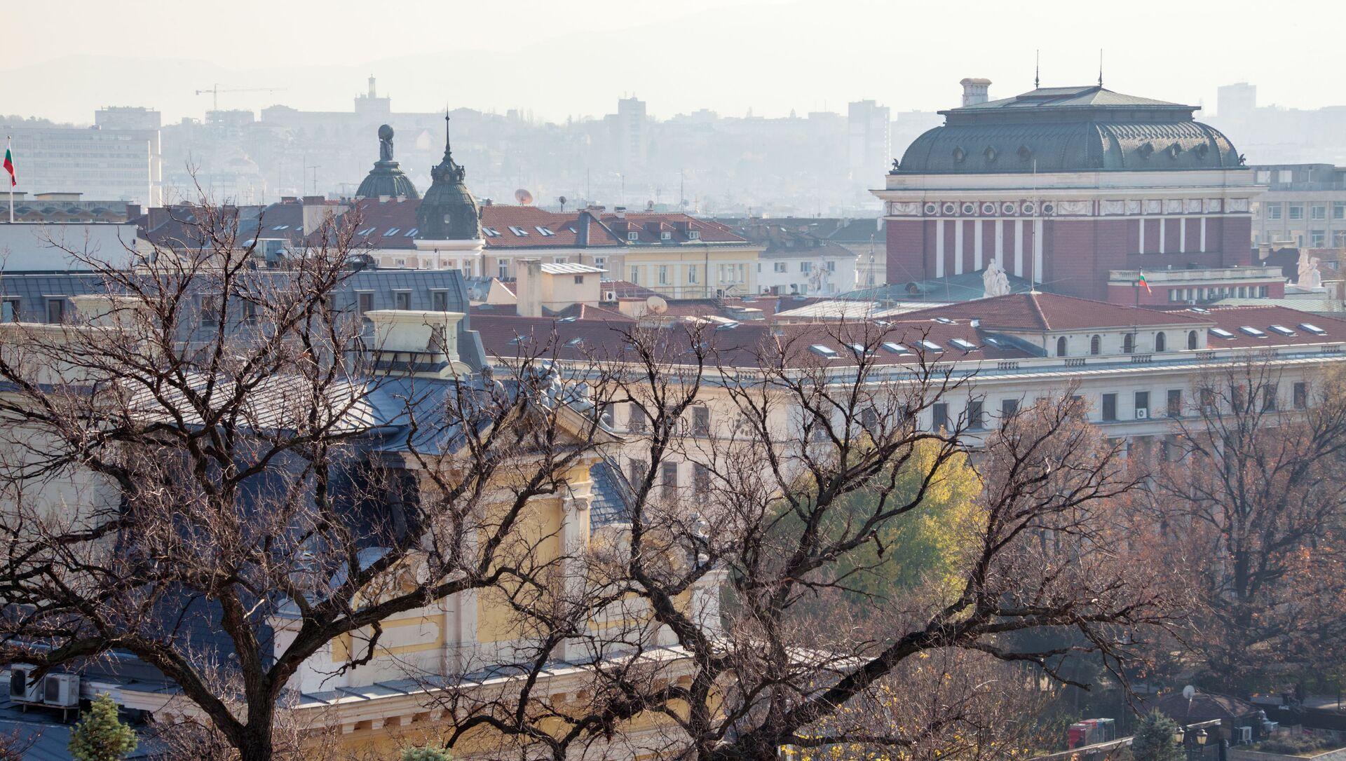 Pohled na Sofii - Sputnik Česká republika, 1920, 08.10.2020