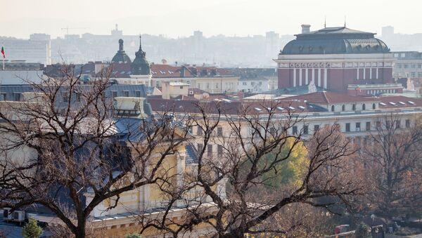 Pohled na Sofii - Sputnik Česká republika