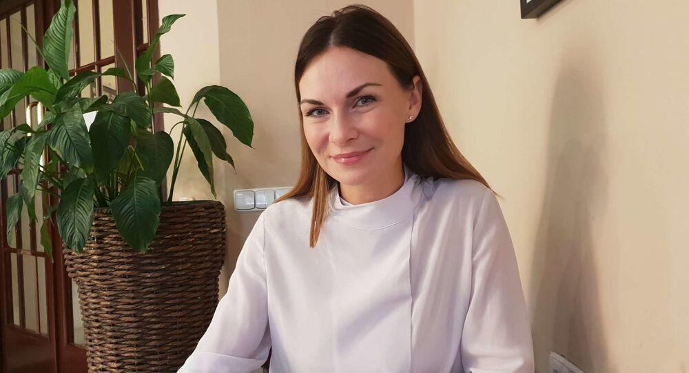 Česká politička Natálie Vachatová