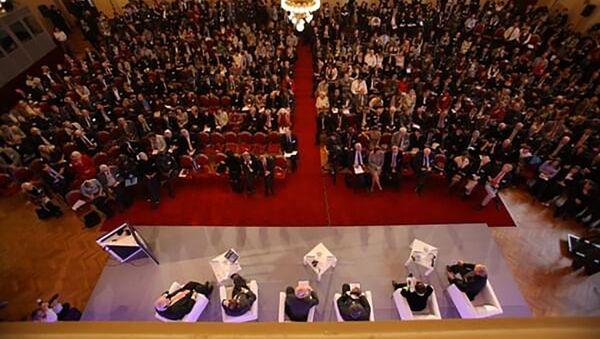 15. ročník mezinárodní konference Forum 2000 - Sputnik Česká republika