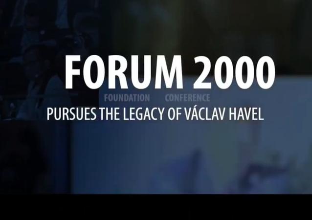Probíhá druhý den 24. ročníku mezinárodní konference Forum 2000