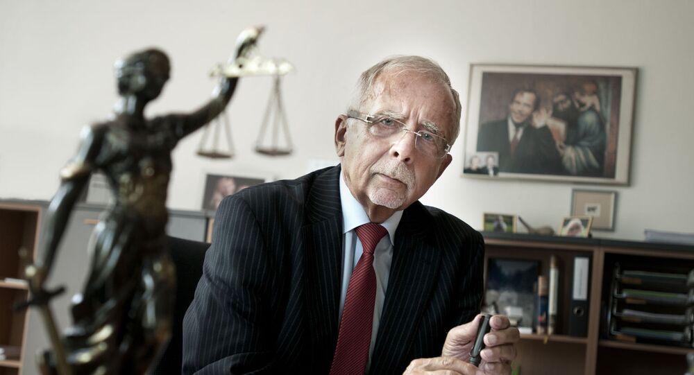 Ombudsman ČR Stanislav Křeček