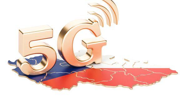5G v Česku - Sputnik Česká republika