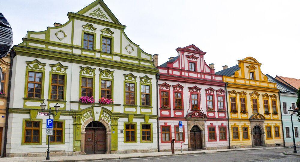 Centrum Hradce Králové. Ilustrační foto