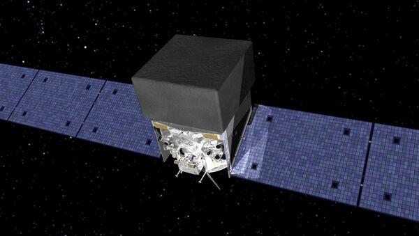 Družice Fermi. Ilustrační foto. - Sputnik Česká republika