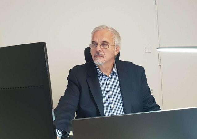 Europoslanec za SPD Ivan David