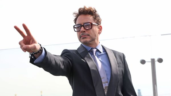 Robert Downey Jr - Sputnik Česká republika