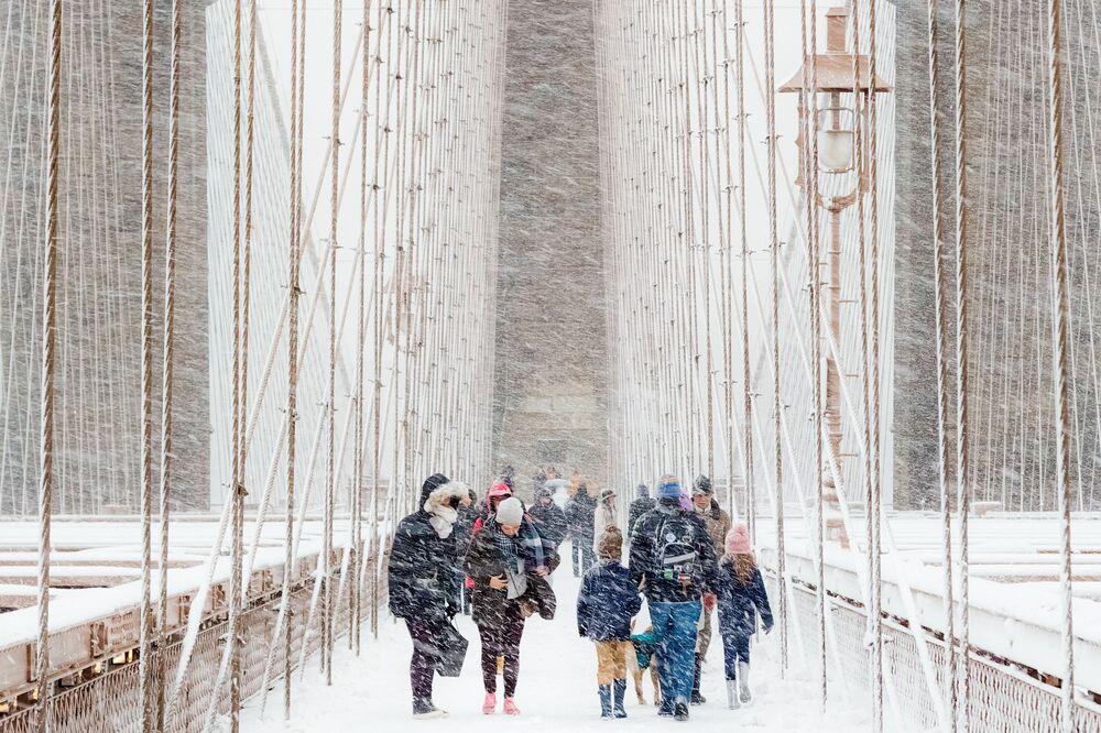 Strhující fotografie počasí: Vítězové a finalisté soutěže Weather Photographer of the Year 2020