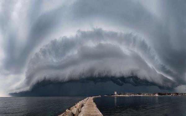 Strhující fotografie počasí: Vítězové a finalisté soutěže Weather Photographer of the Year 2020 - Sputnik Česká republika