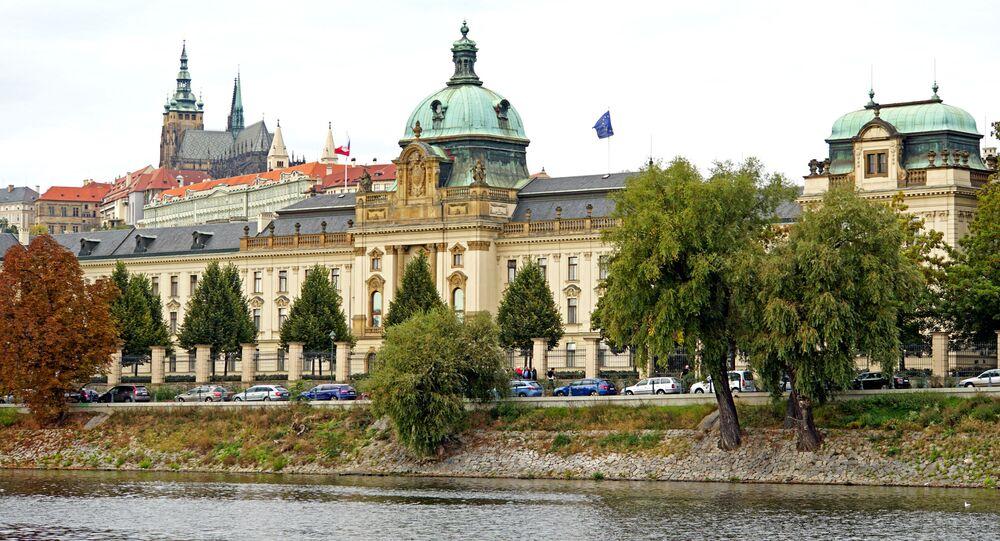 Sídlo Úřadu vlády České republiky