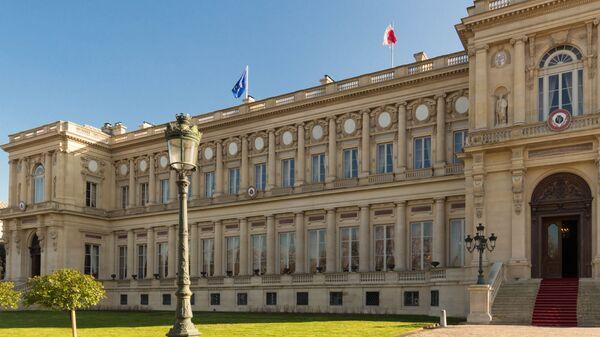 Budova francouzského ministerstva zahraničí - Sputnik Česká republika