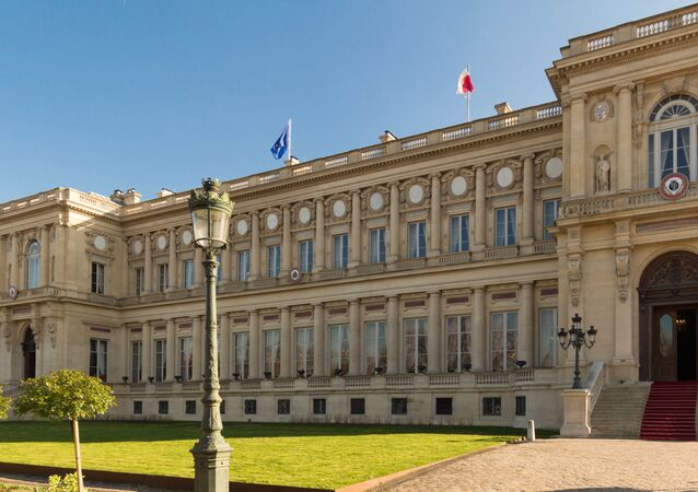 Budova francouzského ministerstva zahraničí