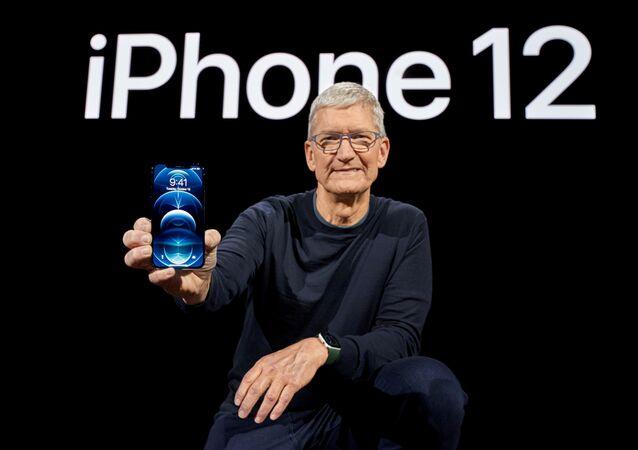 Prezentace iPhone 12 Pro a iPhone 12 Pro Max
