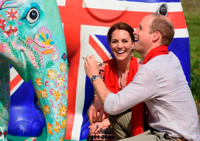 Kate Middletonová a princ William