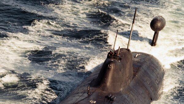 Ponorka třídy Akula - Sputnik Česká republika