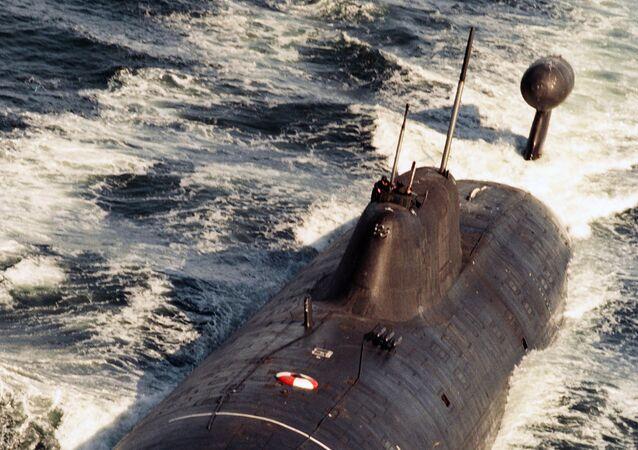 Ponorka třídy Akula