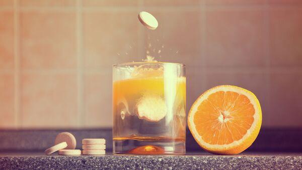 vitamin C - Sputnik Česká republika
