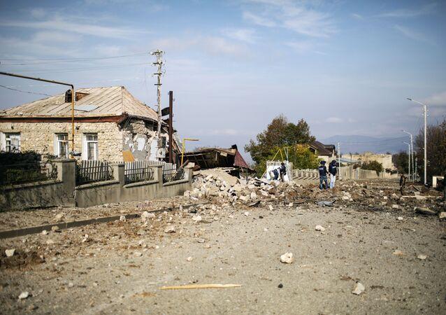 Město Šuši, Náhorní Karabach