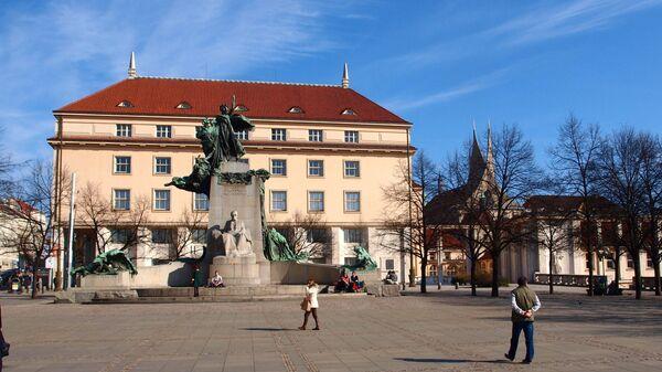 Ministerstvo zdravotnictví v Praze - Sputnik Česká republika
