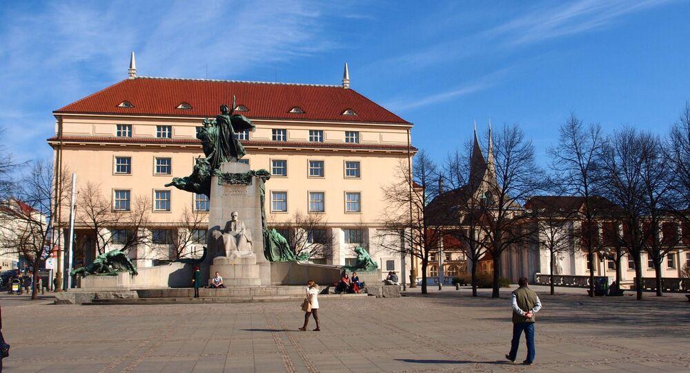 Ministerstvo zdravotnictví v Praze