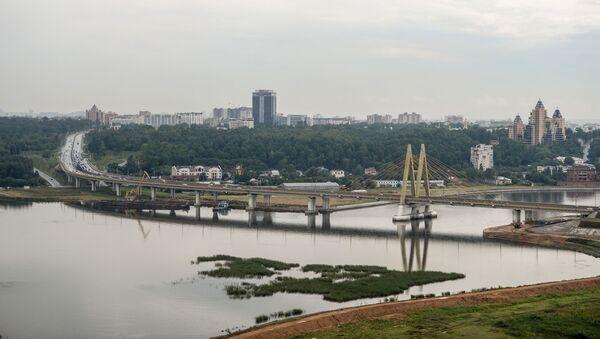 Výhled na Kazaň. Ilustrační foto - Sputnik Česká republika