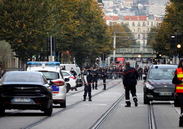 Nice po teroristickém útoku