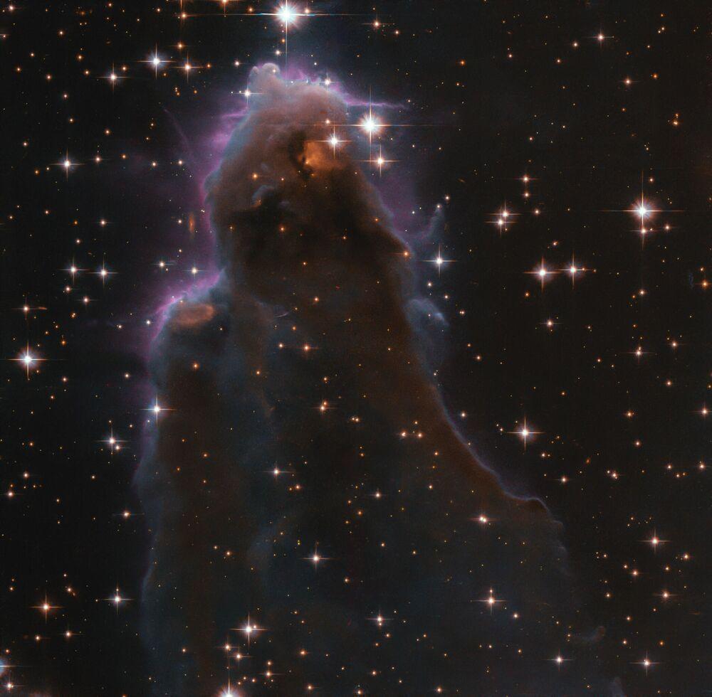 Objekt J025157.5+600606, souhvězdí Kasiopeji