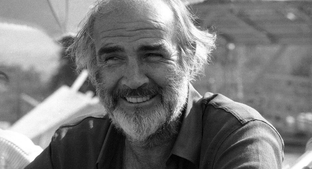 Sir Thomas Sean Connery