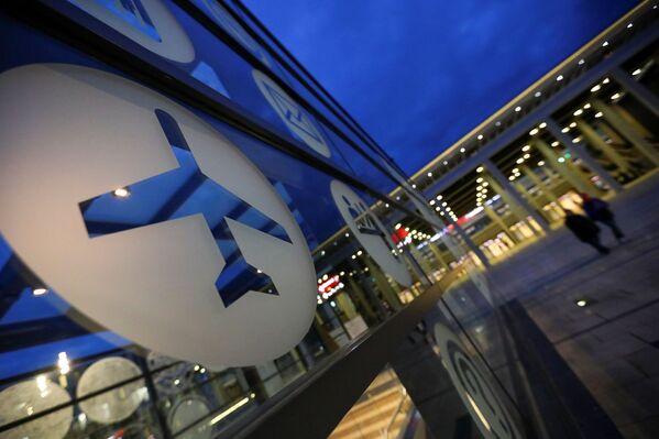Ukazatele na novém mezinárodním letišti Willyho Brandta v Německu - Sputnik Česká republika