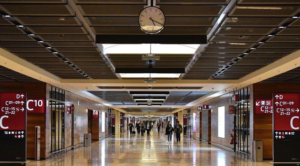 Nové mezinárodní letiště Willyho Brandta v Německu