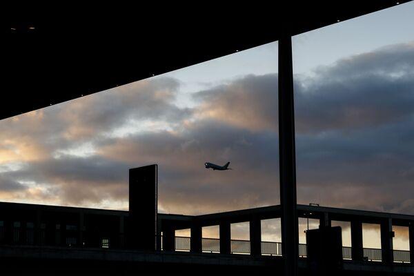 Nové mezinárodní letiště Willyho Brandta v Německu - Sputnik Česká republika